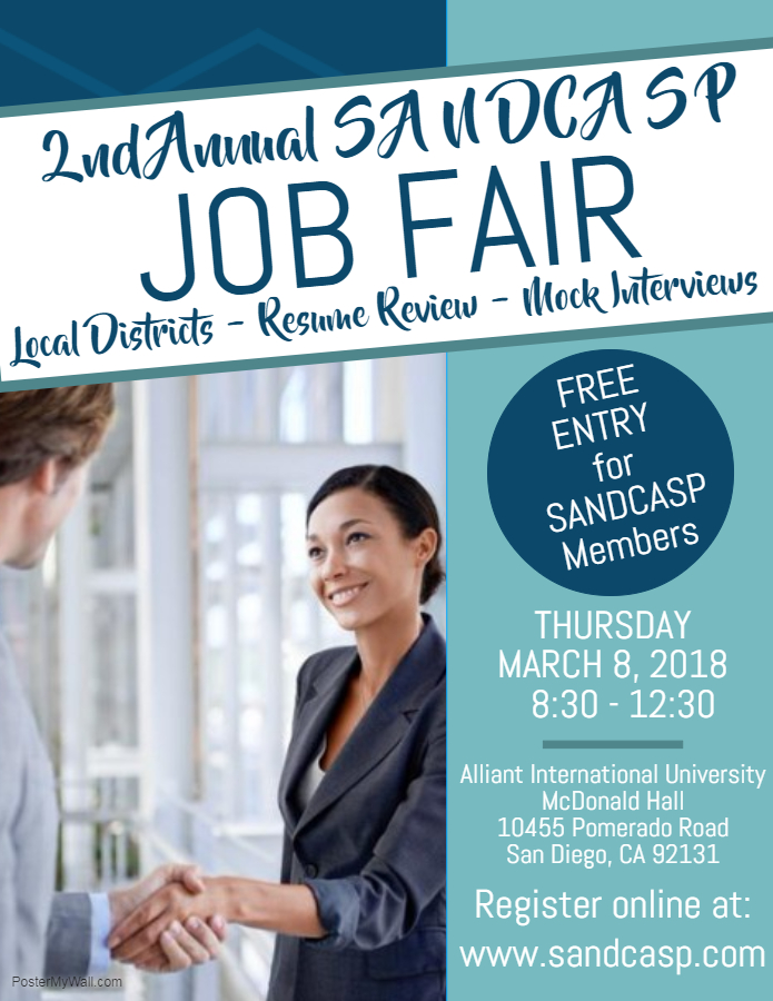 sandcasp job fair