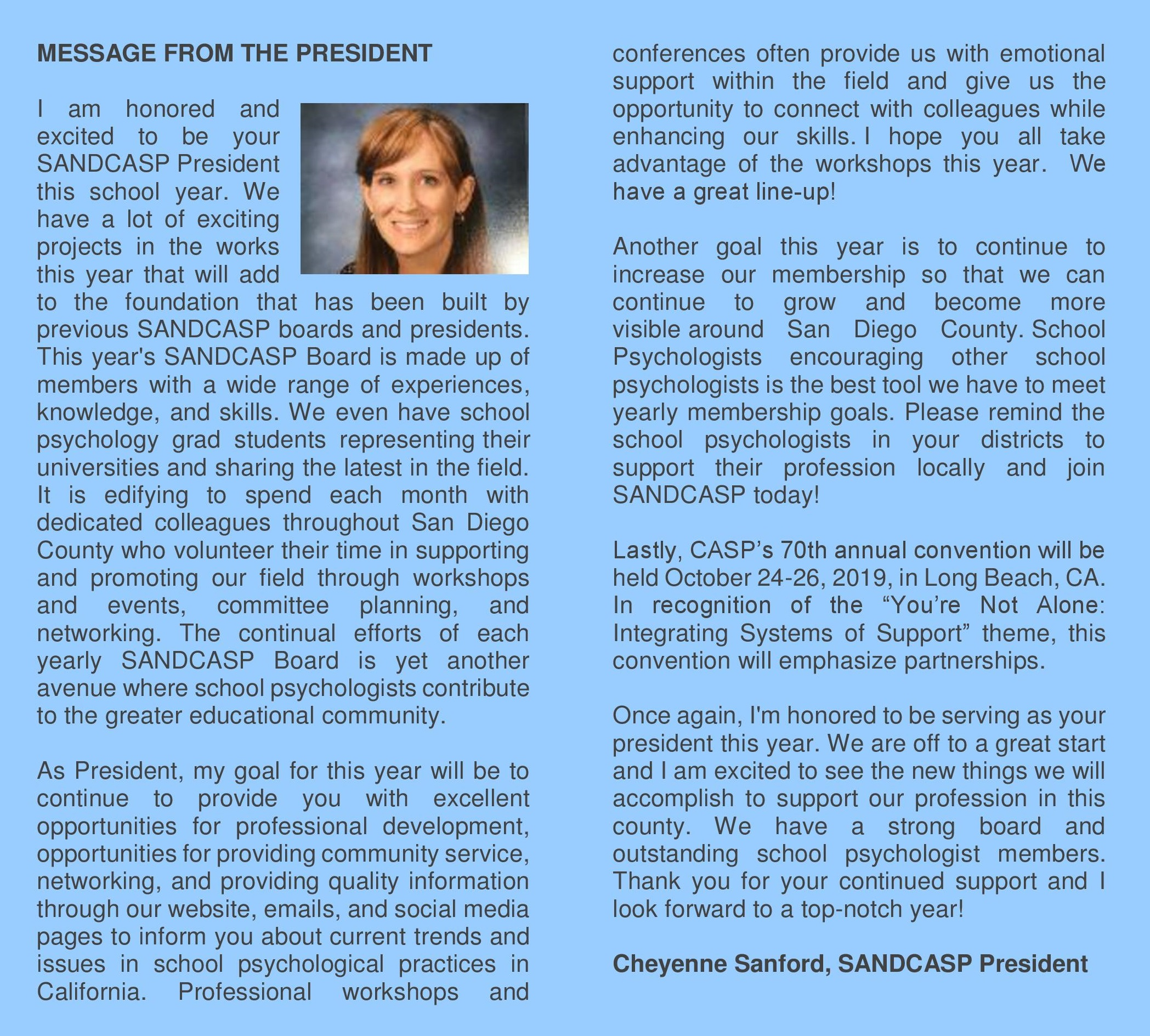 MESSAGE FROM THE PRESIDENT-page-001 (1)